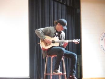 Izzy Guitar